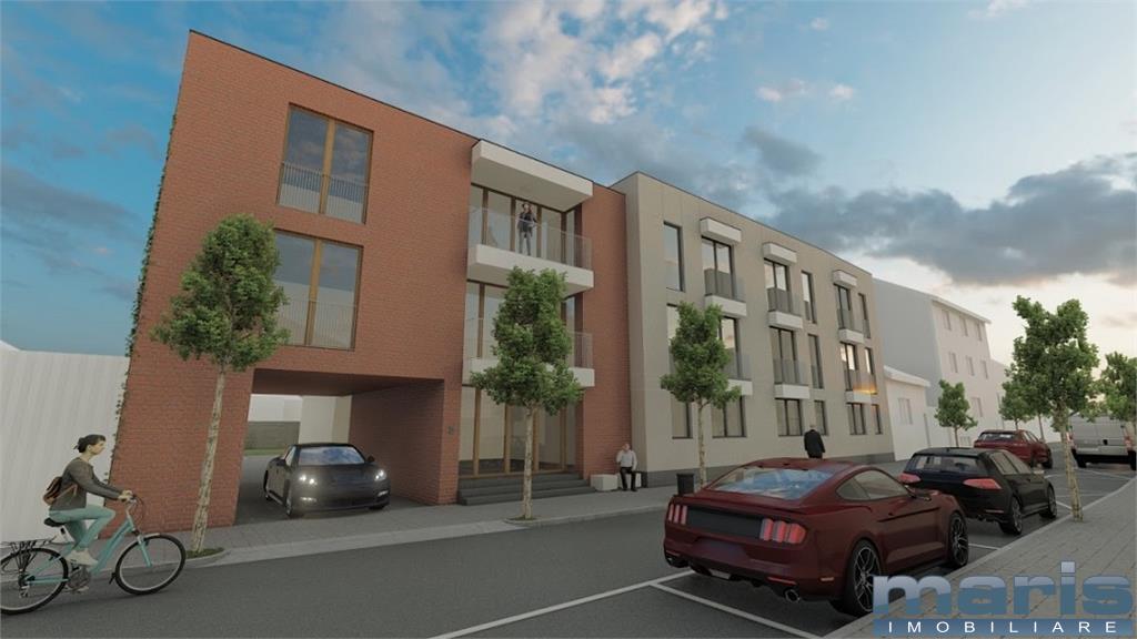 Apartamente cu 3-4 camere, 103 mp in Centru Targu Mures