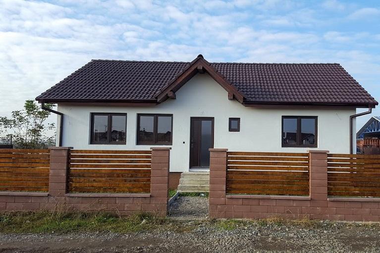 Casa noua, individuala in Sancraiu de Mures