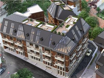 Apartamente premium in Bastion Luxury Residence