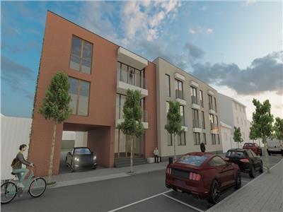 Apartamente noi, cu 4 camere, 105 mp in Centru et 1 si 2