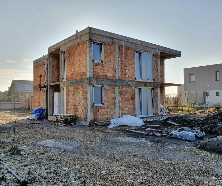 Casa noua dulpex in Targu Mures cartierul Unirii